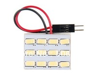 Free shipping+Guaranteed 100%+Super Bright 5630 12LED Light (White)