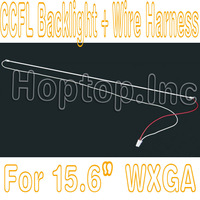 15.6 WXGA LCD CCFL Backlight With Wire Harness B156XW01 LTN156AT01 CLAA156WA01