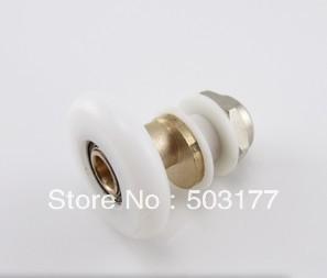 Door Roller Series     pulley   shower room accessories   Shower room  eccentric wheel   Two wheels carrying capacity is 100 kg