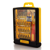 The Jackly computer clocks 32 in 1 Universal screwdriver set with magnetic tool Value genuine