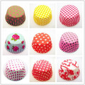 200pcs cupcake liners baking cup 25pcs for each one, 8 styles