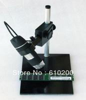 HK 2014 new 1-500x USB Digital Microscope + holder(new), 8-LED Endoscope with Measurement Software usb microscope
