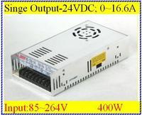 24V 400W power supply  AC-DC power suply 100~240V input 24V output
