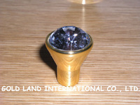 D20mm Free shipping K9 crystal glass bedroom cupboard knobs