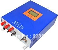 Hot sell! 60A MPPT solar charge controller 12V/24V auto LCD display PWM solar regulator for solar power system solar streetlight