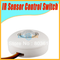 Infrared IR Motion Sensor Ceiling Wall Automatic Lamp Light Control Switch White