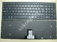 Free Shipping for SONY VPC EB200C EB300C EB37EC EB400C with frame Series Black P/N:148793061 SP*Spain Version Layout  keyboard