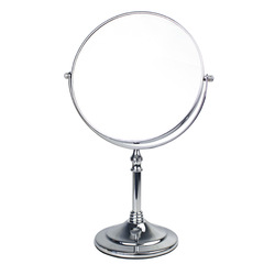 Makeup mirror vanity desktop Large double faced mirror 8 inch(China (Mainland))