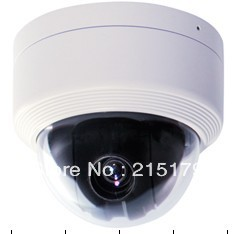 1/3 Sony ccd indoor  10x mini speed dome camera,700tvl ptz camera,cctv camera with wall bracket with fan and heater