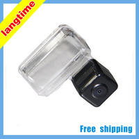 Free shipping--High resolution! CCD effect ! special car rearview cameral for Toyota Verso