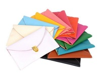 Korea Style Womens Envelope Clutch Chain Purse HandBag Shoulder Bag 13 Colors