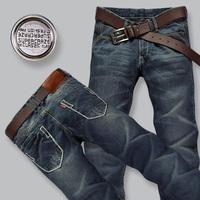 Мужские джинсы High quality Men jeans Pants Trousers Jeans for men HX1005