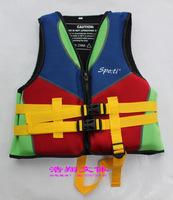 Free Shipping Spoiti Child Life Vest Strap Swimming Vest