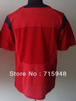 2012 Elite JERSEYS Houston Jersey New Footbll jeresys Purple White Size 40-56 Mix Order Stitched