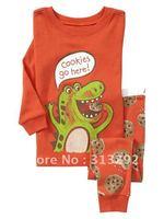 Комплект одежды для девочек Tops+pants=set Panda boys set Baby clothing suit 90~130 Fashion children clothes set YQ-7487