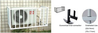 Safe Air - conditioning guardrails/ shelves with  Hot dip galvanized steel
