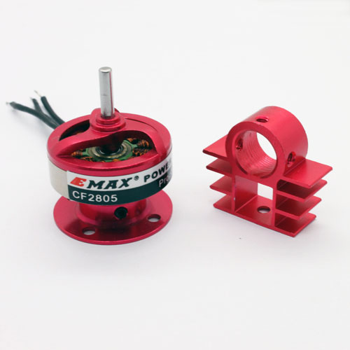 EMAX CF2805 COMBO-1 1300KV Outrunner Brushless Motor for Aircraft(China (Mainland))