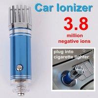 The Most Popular mini car air purifier(Car impulse anion oxygen bar JO-6271)