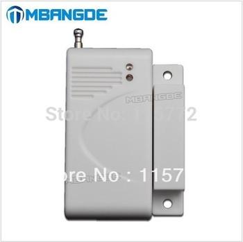 10PCS Lots of Wireless alarm windows/door infrared gap sensor + free shipping