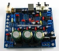 FA040A Assembled 24BIT/192KHZ DAC Board CS8416 + CS4398 Support USB & Coaxial Preamp Board