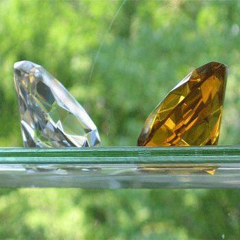 Free shipping wholesale 20pcs/lot Cute K9 crystal diamond,50mm