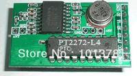YS-CWC2 4CH superregeneration receiver board