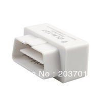 Hot Selling White Color V1.5 Super Mini ELM327 OBD2 OBDII Bluetooth CAN-BUS Auto Diagnostic Tool