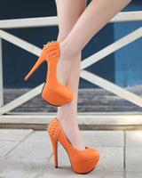 Туфли на высоком каблуке cheap high heel red pump shoes 2012 drop ship