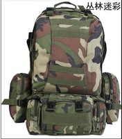 Free Knight outdoor Combination Backpack, Military backpack,tactical package  7 colors+free shipping