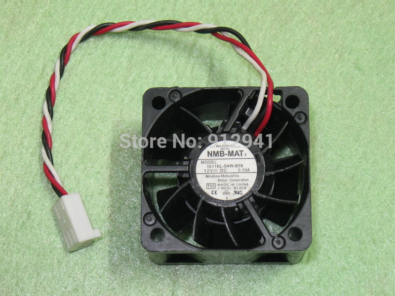 NMB 4028 40mm x 40mm x 28mm 1611KL-04W-B59 Cooler Cooling Fan 12V 0.39A for Router(China (Mainland))