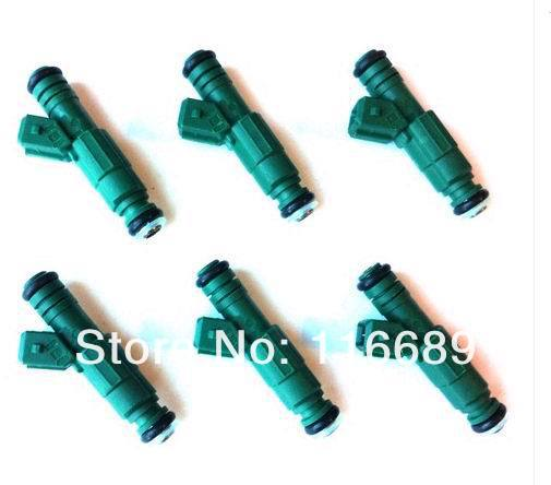 "Factory Bottom Price Free shipping!!High performance 440cc ""Green Giant "" Volvo fuel injector 0280 155 968 9202100 for sale(China (Mainland))"