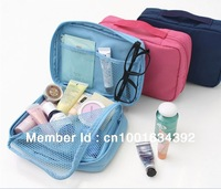Free shipping Outdoor hanging travel wash cosmetic bag sorting bags wash bag multi function make up pouch