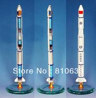 free shipping 1:200 China CZ-3 rocket models model rockets for sale