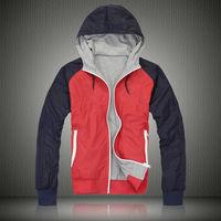 Wholesale Top Brand Men's Jacket Fashion Casual Coats Hot Sale Outerwear 5pcs/lot Free Shipping