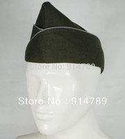 US WWII WW2 US AIRBORNE PARATROOPER WOOL GARRISON CAP SIZE M-32443
