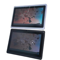 7 inch tablet pc android 4.0 Capacitive Screen 512M 4GB Camera WIFI Allwinner A13 Free shipping