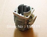 Aluminium 44-6 Cylinder For 49CC Dirt Bike,Pocket Bike And ATV Engine,Free Shipping