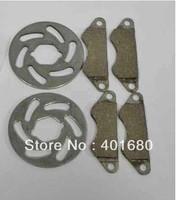 054320-Brake disc set  For Smartech titan carson gas devil