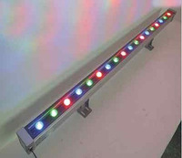 18w multicolors LED wall washer Light AC110V stage Linear bar / Led bar light