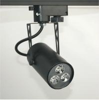 10pcs 3w LED Track Rail Spotlight Showroom Led Spot light warm white 110v Indoor lamp