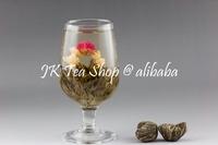 Sweet Heart Blooming Tea(Green Tea, EU standard), 10pcs/set