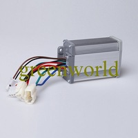 Free Shipping Brand New 36V 600W Brushed Speed Controller for Electric Scooters