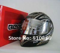 Free shipping BEON Classic Full Face Helmet Winter Helmet Racing Helmet International Version Motorcycle Helmets 17ery