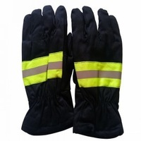 Genuine CASTONG  pile surface fingers professional and high temperature gloves (industrial level of 200 degrees)