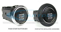 Engine Start Stop Button/Push button Start for all car models