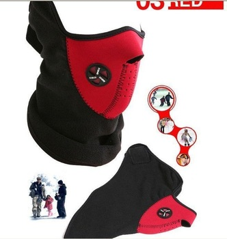 Bicycle Motorcycle Ski Snowboard sports Neck Warmer half Face Mask Neck Warmer Scarf