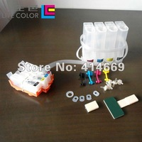 1 set empty auto chip CISS for HP364 for hp Photosmart D5400 D7500 B109 B110 C5300 C6300 C510 B209 B210 C309 C310 C410 B8550