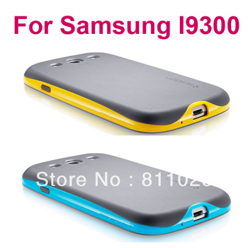 SGP NEO Hybrid Color Series Hard Case For Samsung Galaxy S3 I9300,1pcs/lot+Free Shipping