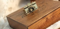 Min.order is $10 (mix order). Retro personality camera ring, welcome to place an order!