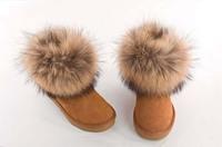 Classic Mini Fox Ful 5854 Sheepskin boots #2